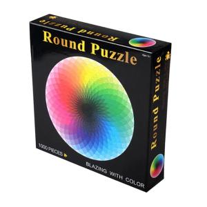Regenboog Puzzel
