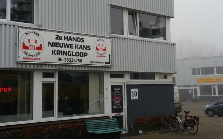 2e Hands Nieuwe Kans