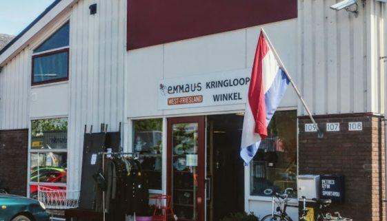 Emmaus Hoorn kringloopwinkel