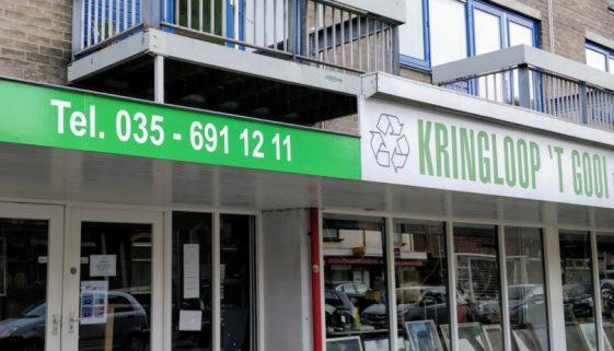 Kringloopwinkel 'T GOOI - Bussum