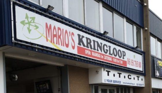 Mario's Kringloop