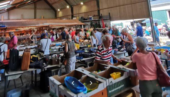 Rommelmarkt Den Hoorn Texel