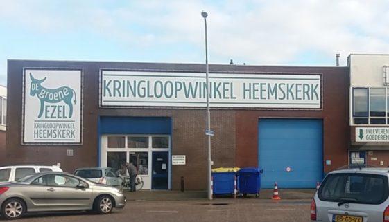 Vereniging Kringloopwinkel Heemskerk