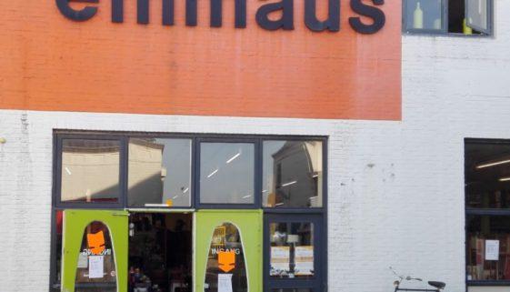 Emmaus Kringloopwinkel Breda