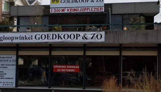 Goedkoop & Zo Valkenstraat