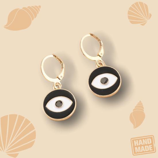 Santorini - sieraden zwart